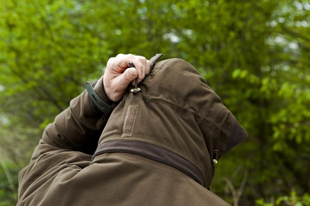Härkila Visent Jacket Hunting Green-3