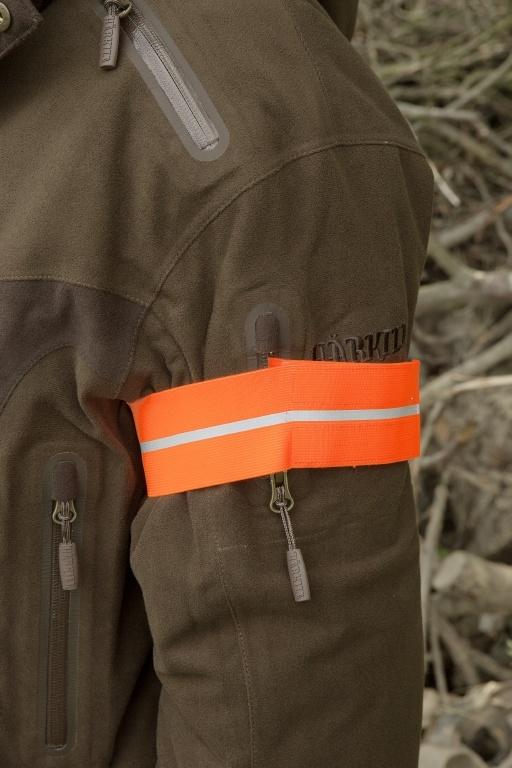 Härkila Visent Jacket Hunting Green-4