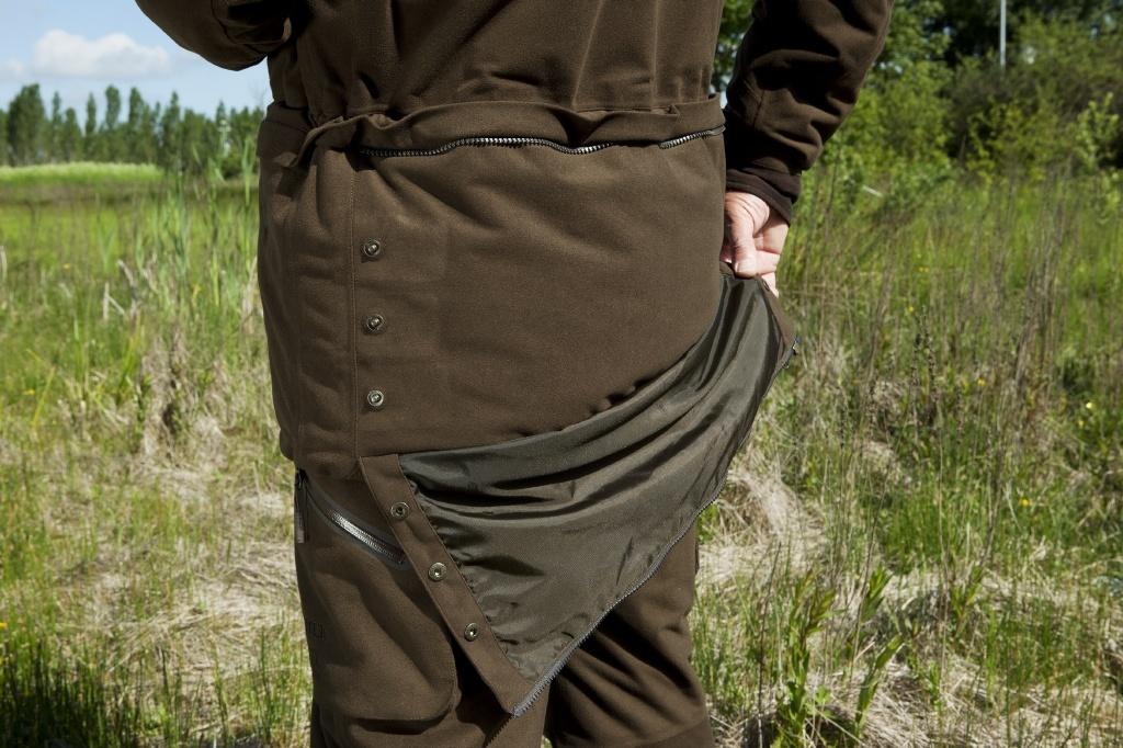 Härkila Visent Jacket Hunting Green-5