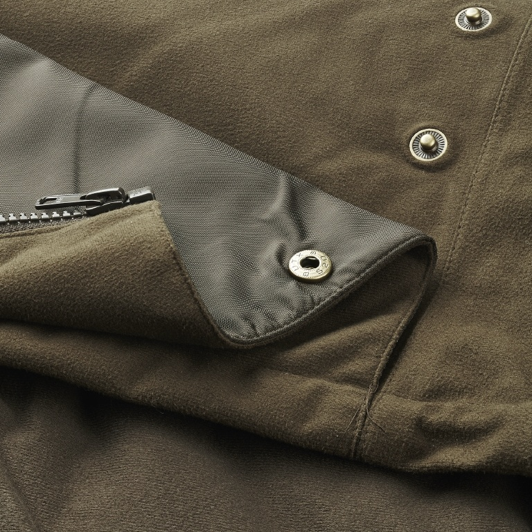 Härkila Visent Jacket Hunting Green-6