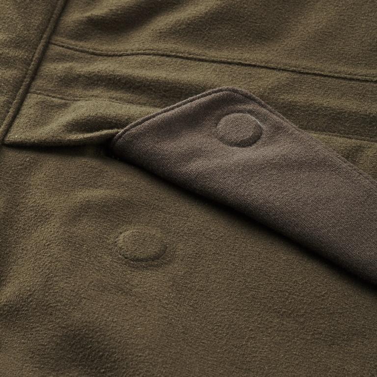 Härkila Visent Jacket Hunting Green-9