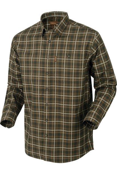 Härkila Milford Shirt Willow Green Check