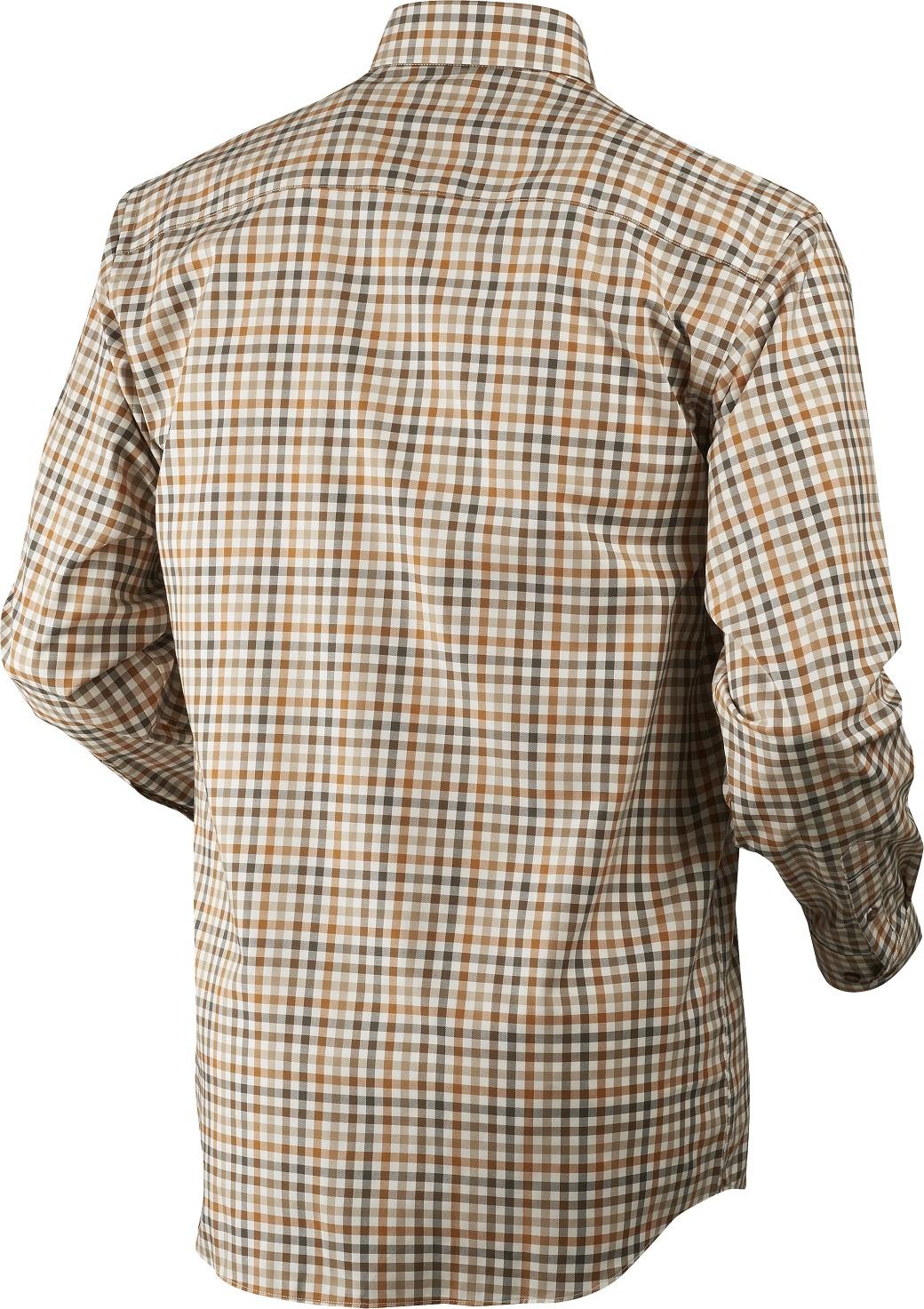 Härkila Milford Shirt Spice Check-2
