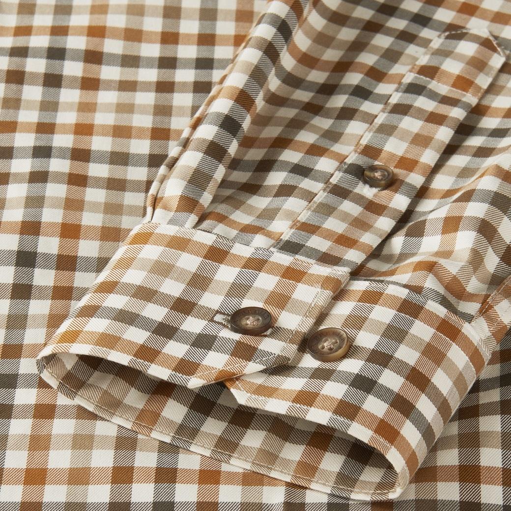 Härkila Milford Shirt Spice Check-3