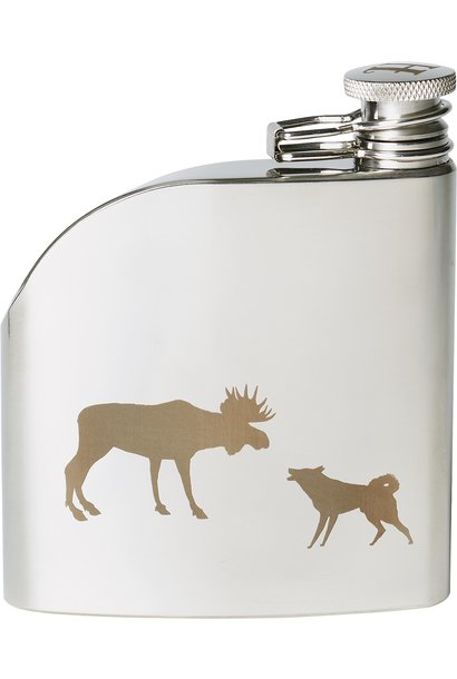 Härkila Hipflask Rectangular 175ml
