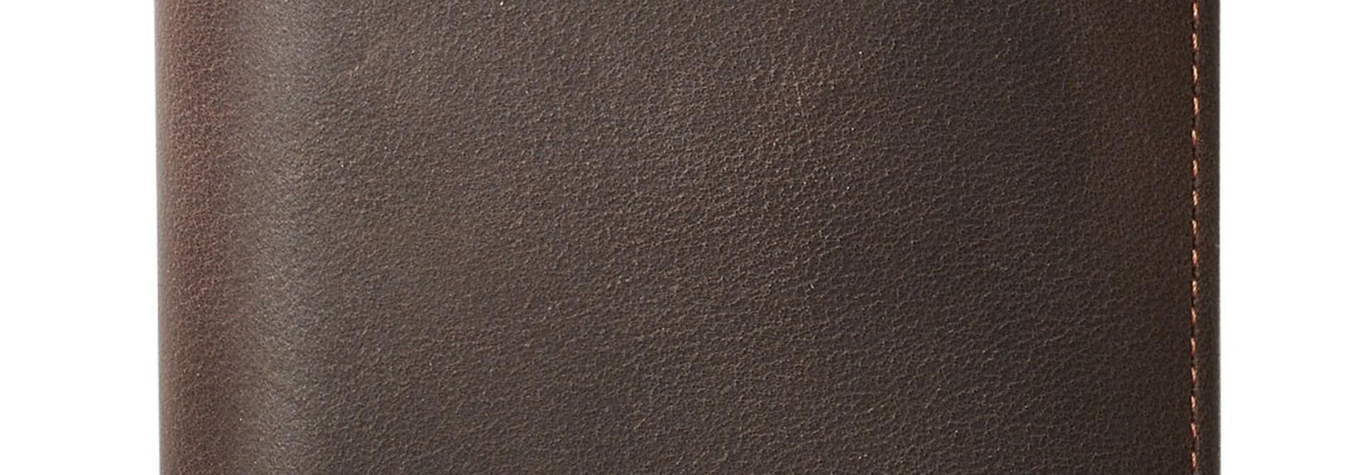 Härkila Wallet With Coin Room Dark Brown
