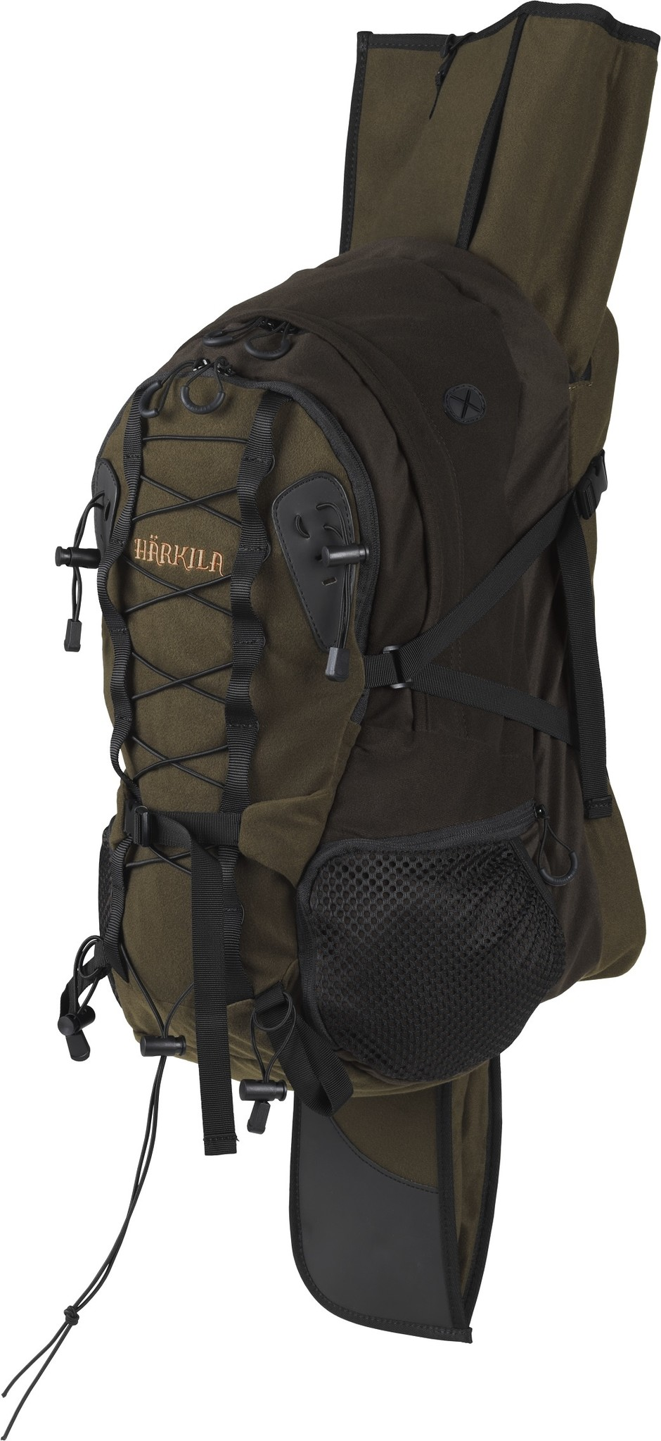 Härkila Mountain Hunter Rucksack Hunting Green/Shadow Brown-1