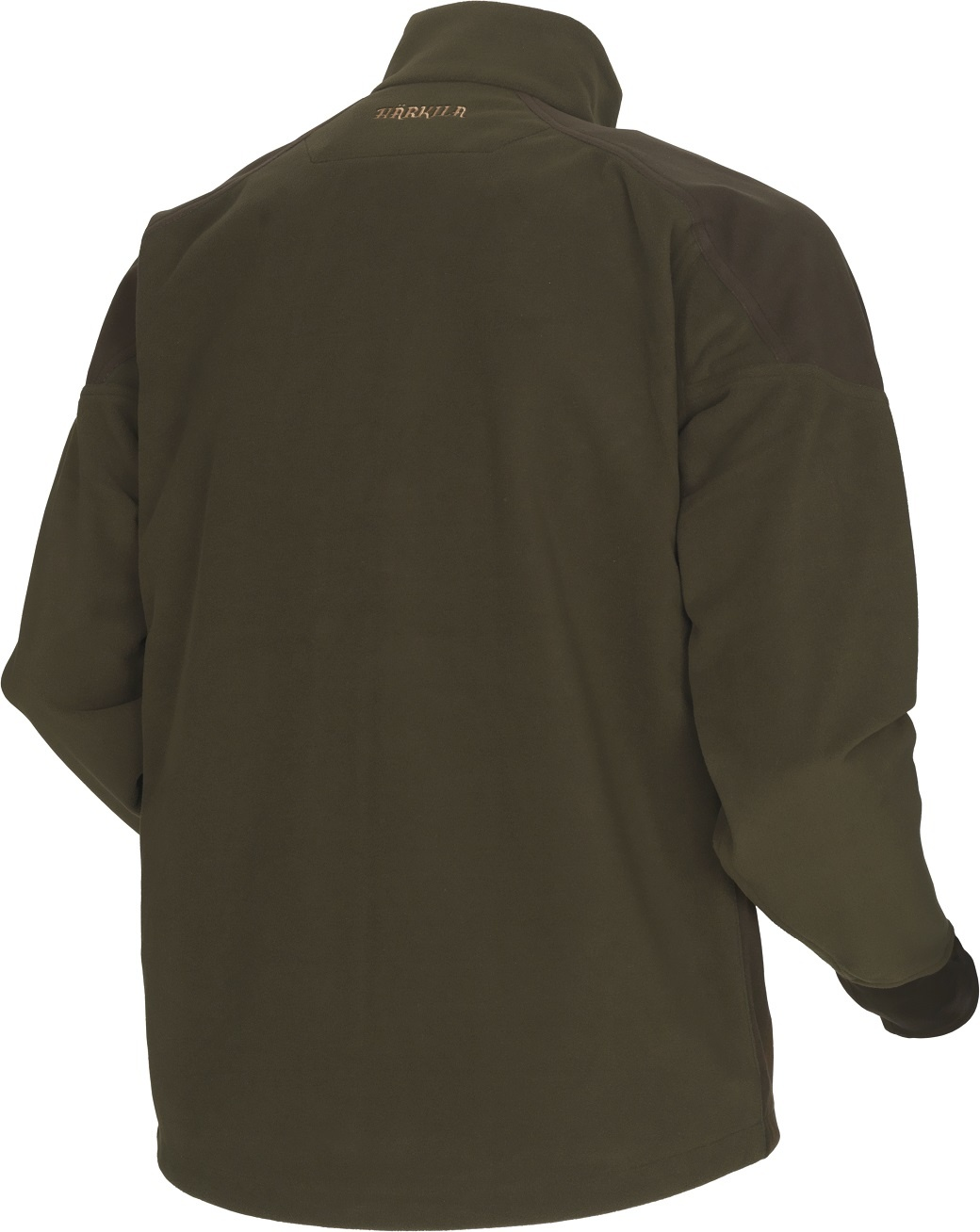 Härkila Mountain Hunter Fleece Jacket Hunting Green Shadow Brown-2