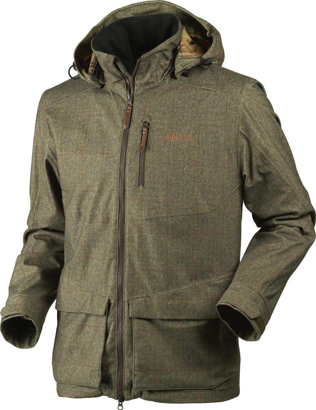 Härkila Stornoway Active jacket Cottage Green-1