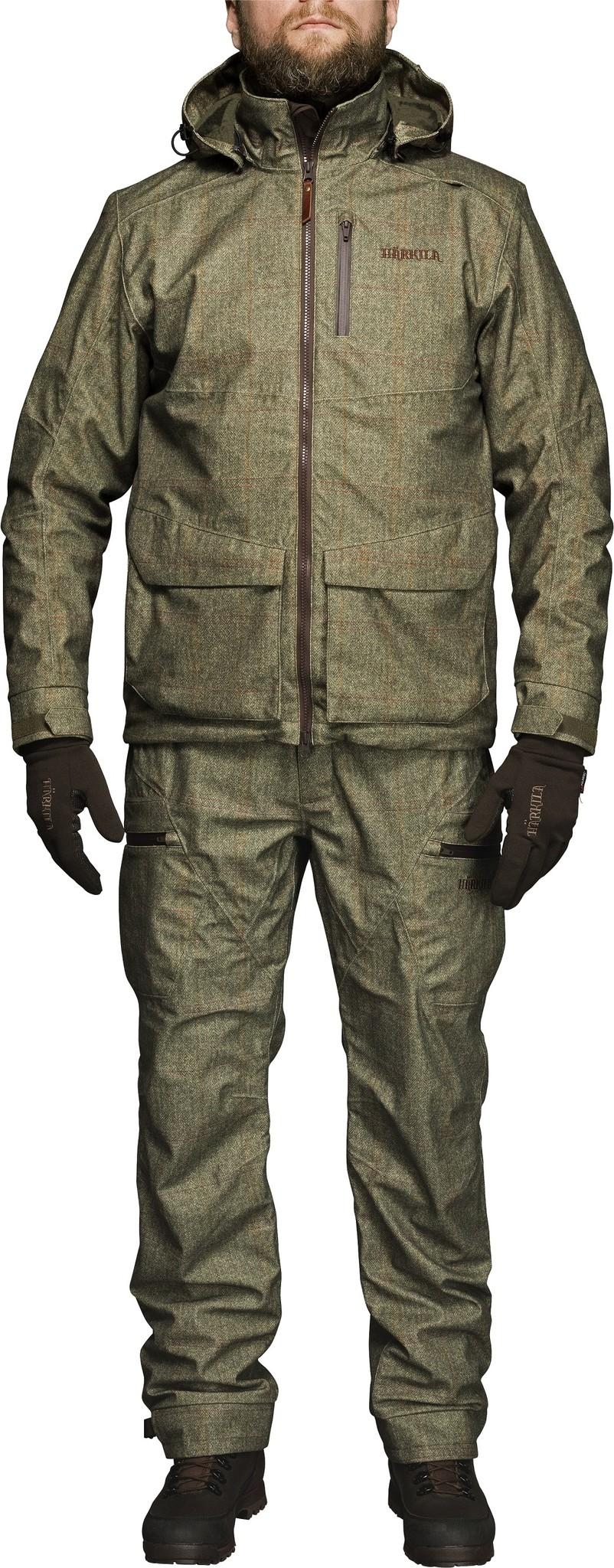 Härkila Stornoway Active jacket Cottage Green-3