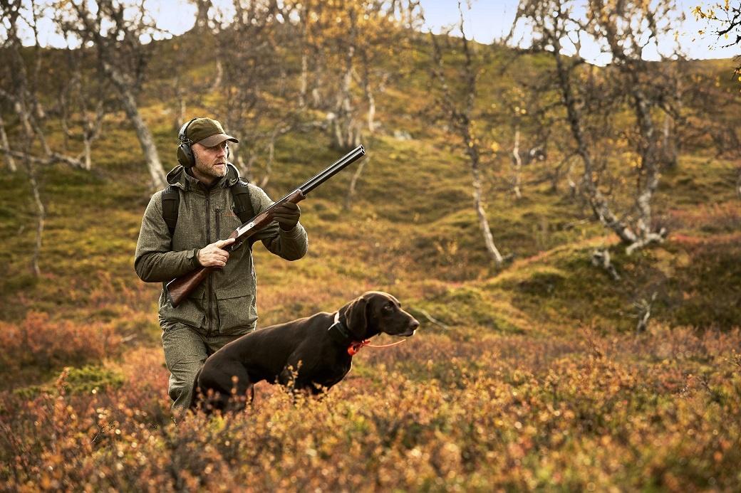 Härkila Stornoway Active jacket Cottage Green-6
