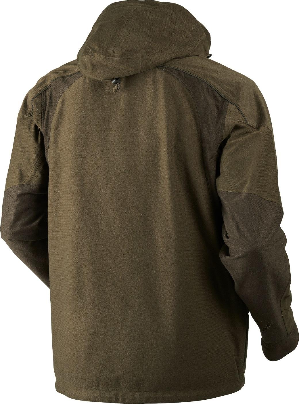 Härkila Norse Jacket Hunting Green Shadow Brown-2