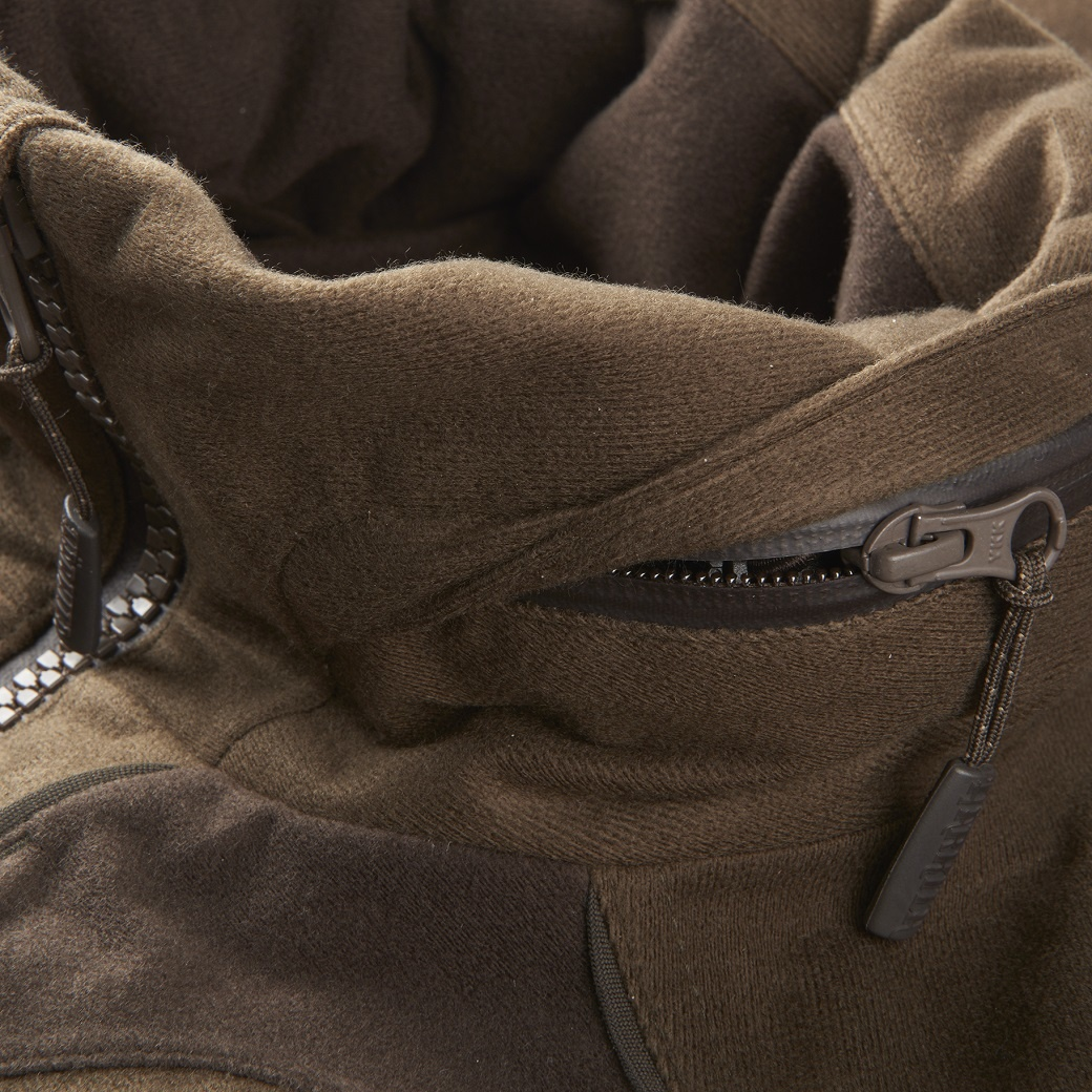 Härkila Norse Jacket Hunting Green Shadow Brown-3