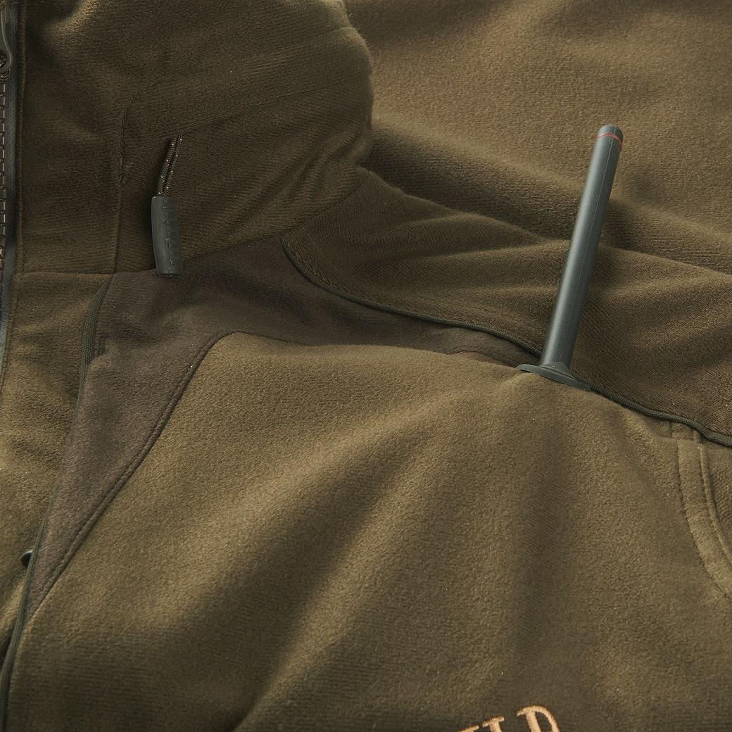 Härkila Norse Jacket Hunting Green Shadow Brown-4