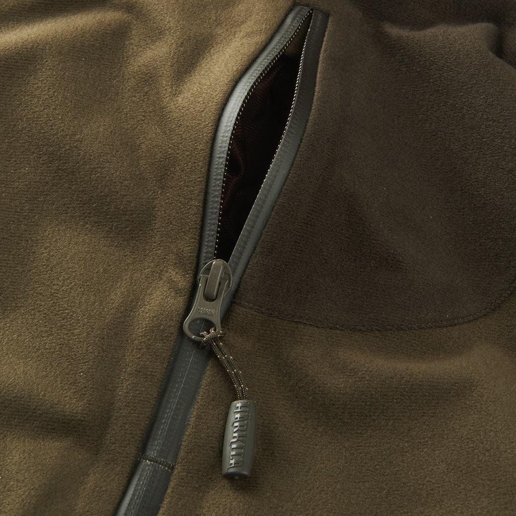 Härkila Norse Jacket Hunting Green Shadow Brown-6