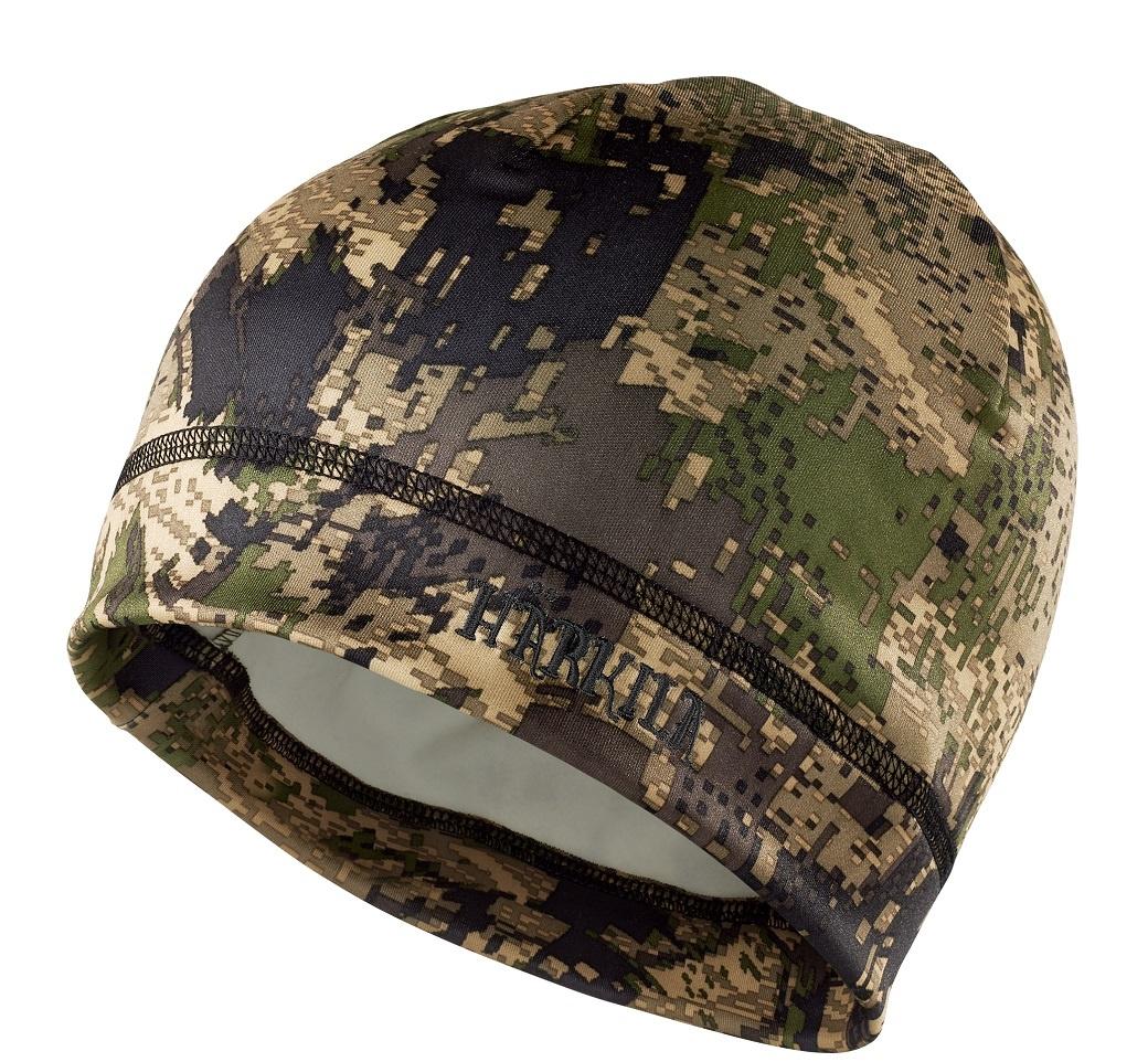 Härkila Crome Fleece Beanie Hat OPTIFADE™ Ground Forest-1