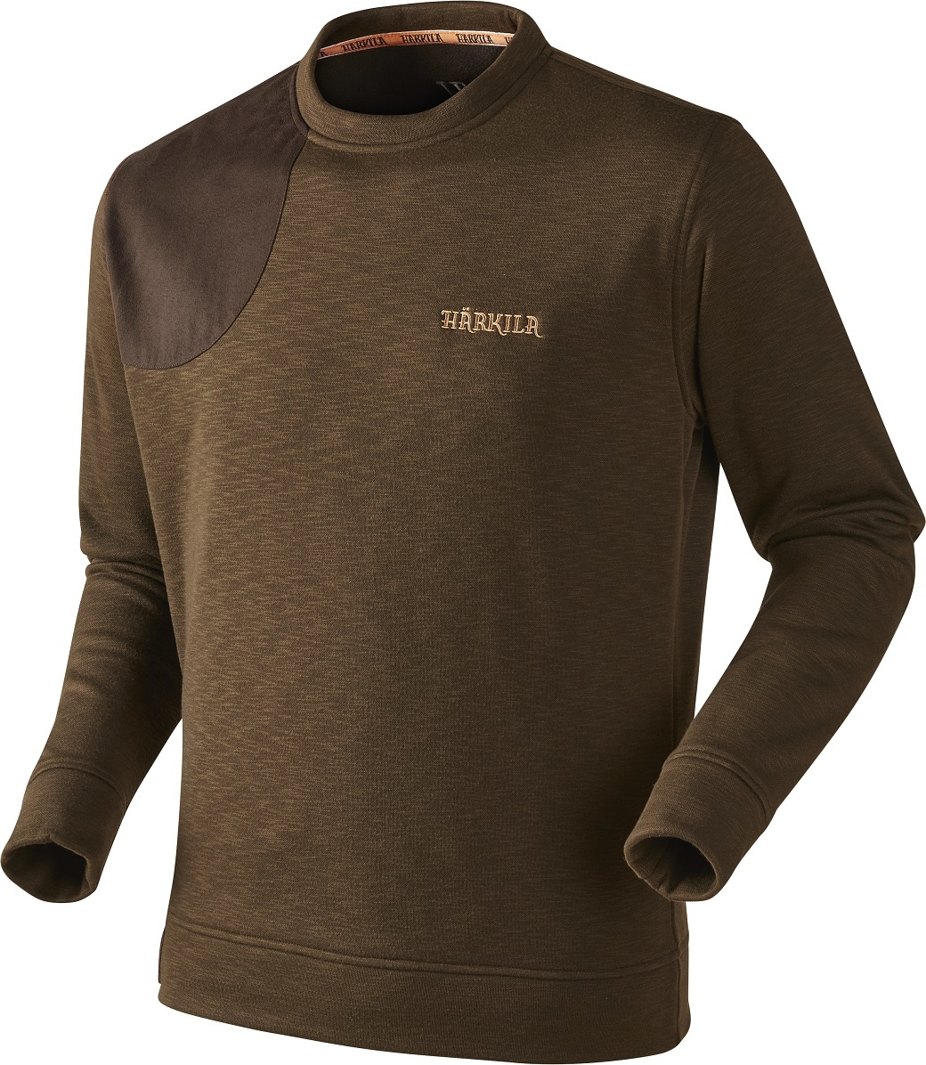 Härkila Sporting Sweatshirt Slate Brown-1