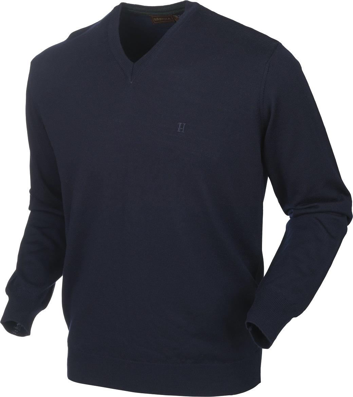 Härkila Glenmore pullover Dark Navy-1