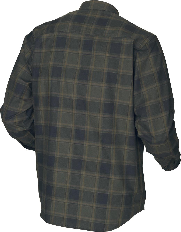 Härkila Metso Active Shirt Willow Green Check-2