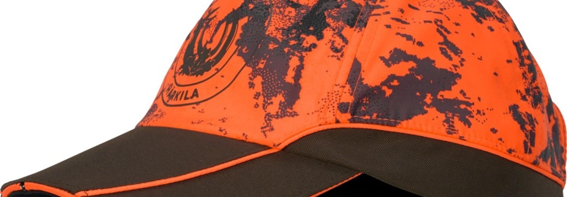 Härkila Wildboar Pro Light cap AXIS MSP® Orange Blaze Shadow Brown