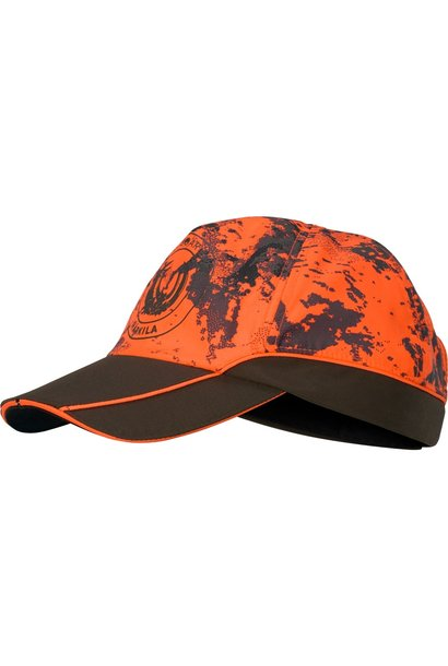 Härkila Wildboar Pro Light cap AXIS MSP® Orange Blaze Shadow Brown