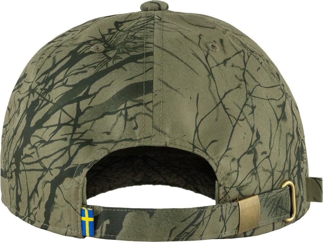 Fjällräven Lappland Camo Cap Green Camo-2