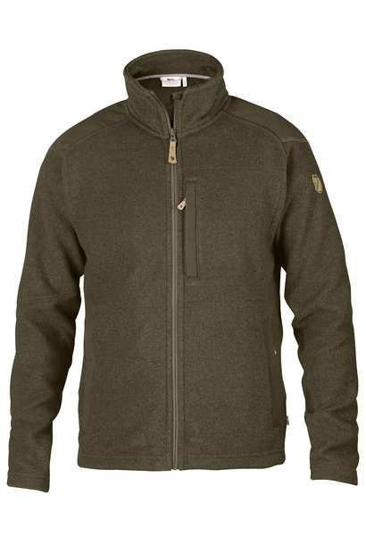 Fjällräven Buck Fleece M Dark Olive