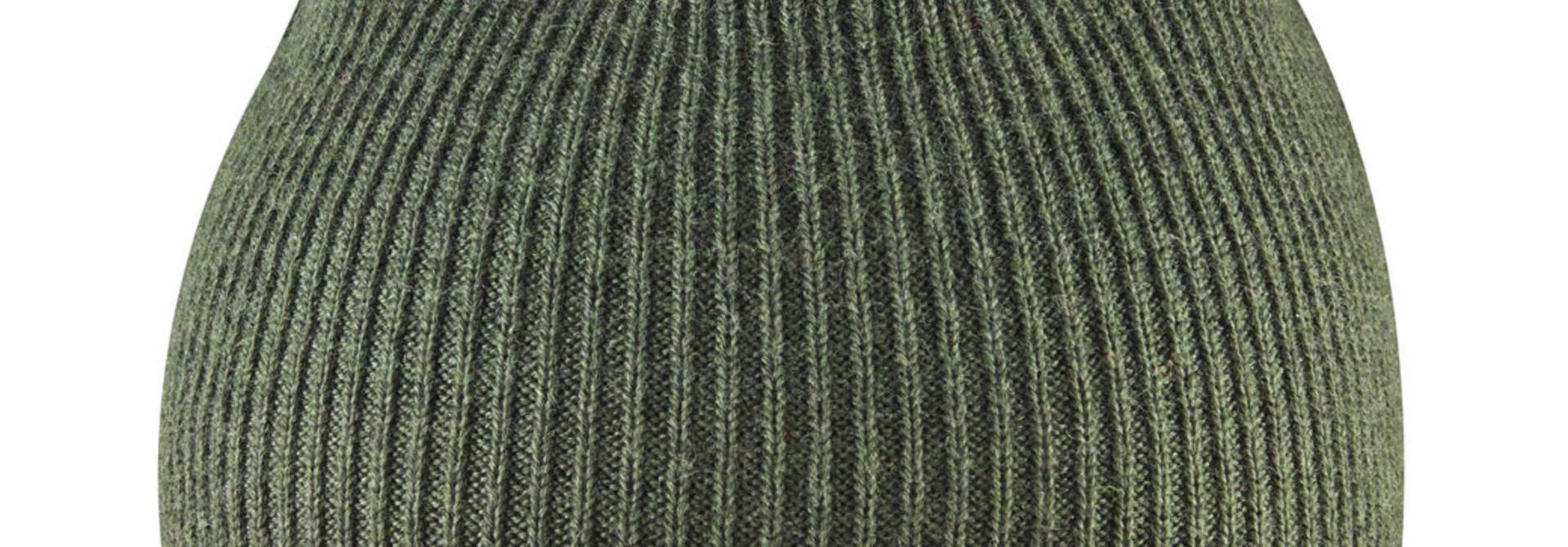 Fjällräven Sörmland Reversable Beanie Dark Olive