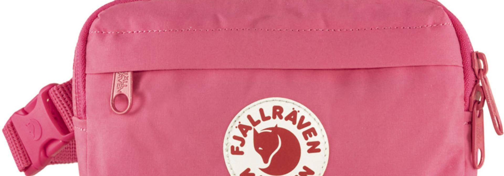 Fjällräven Kånken Hip Pack Flamingo Pink