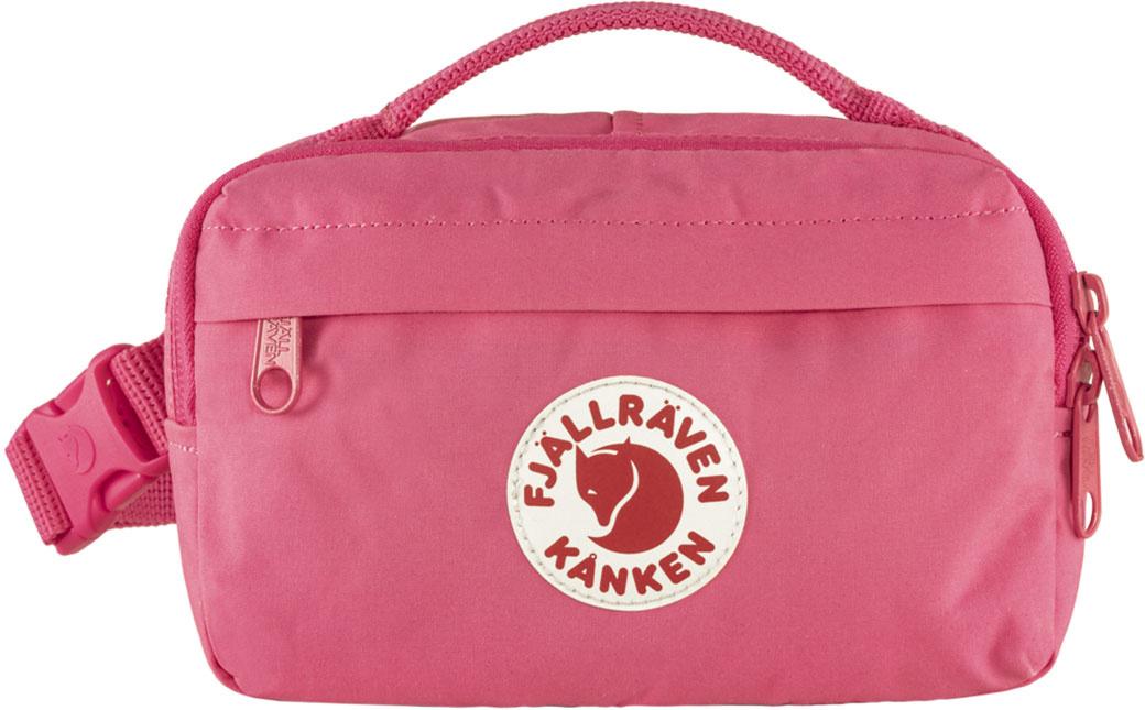 Fjällräven Kånken Hip Pack Flamingo Pink-1