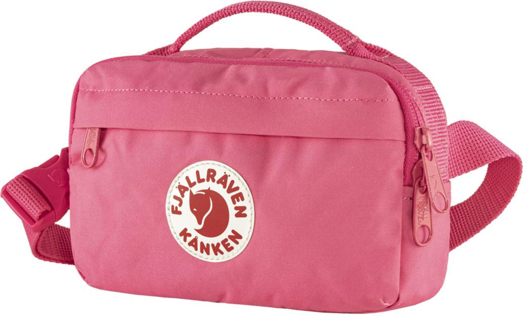 Fjällräven Kånken Hip Pack Flamingo Pink-2