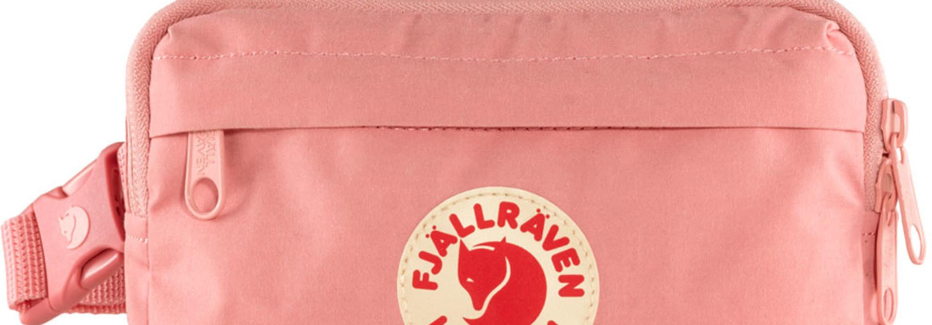 Fjällräven Kånken Hip Pack Pink