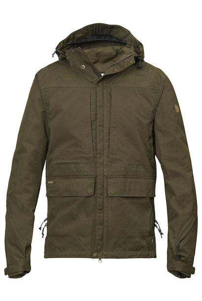 Fjällräven Lappland Hybrid Jacket M Dark Olive