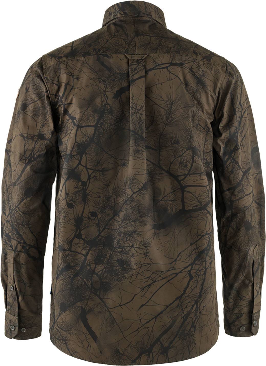 Fjällräven Värmland G-1000 Shirt M Dark Olive Camo-2