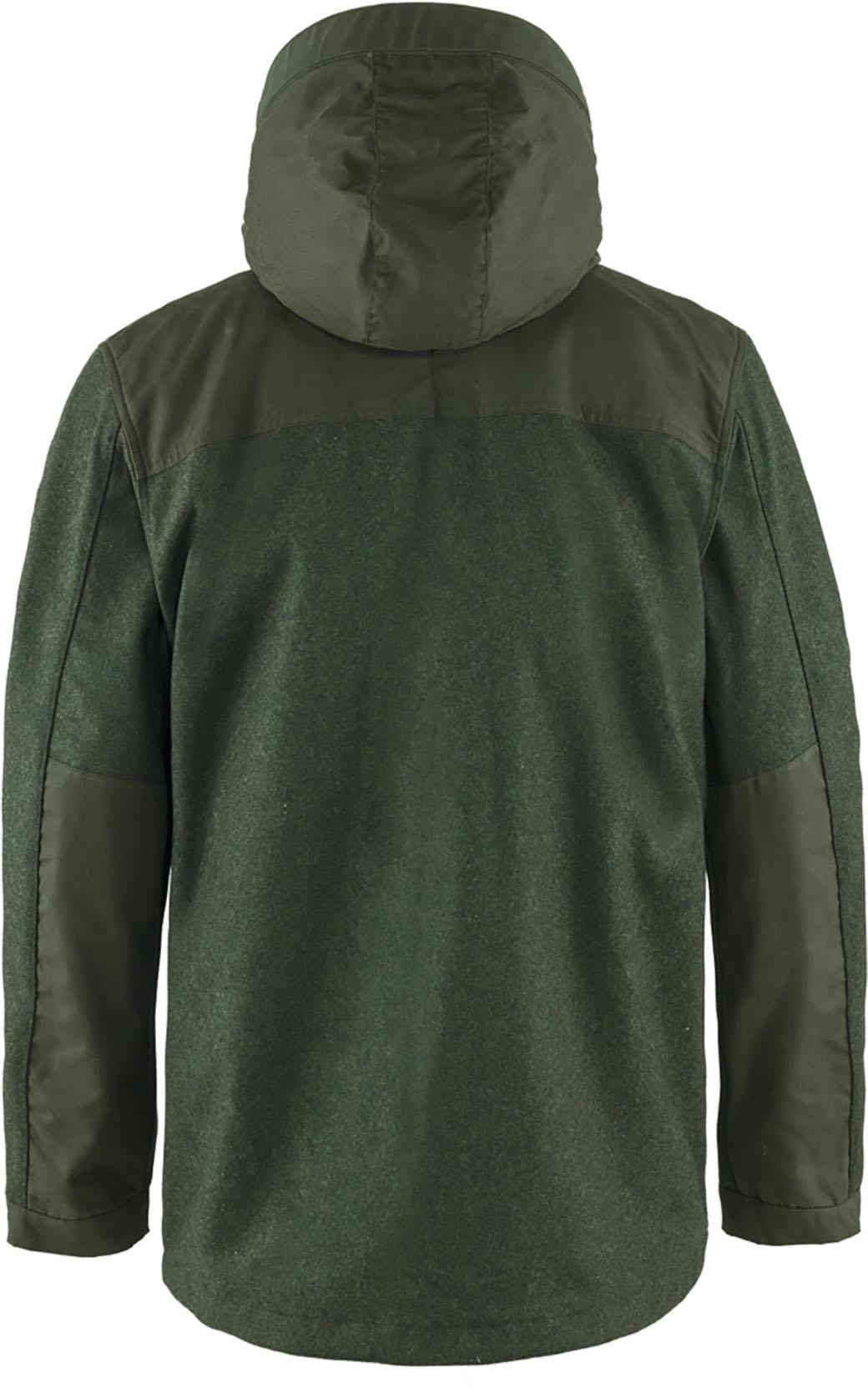 Fjällräven Värmland Wool Jacket M Deep Forest-2