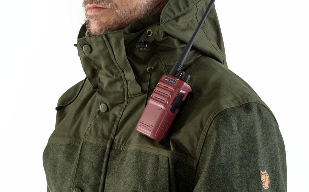 Fjällräven Värmland Wool Jacket M Deep Forest-3