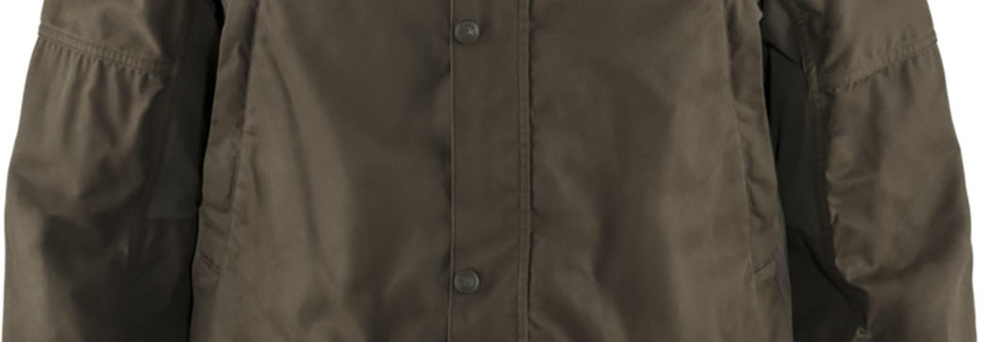 Fjällräven Forest Hybrid Jacket M Dark Olive