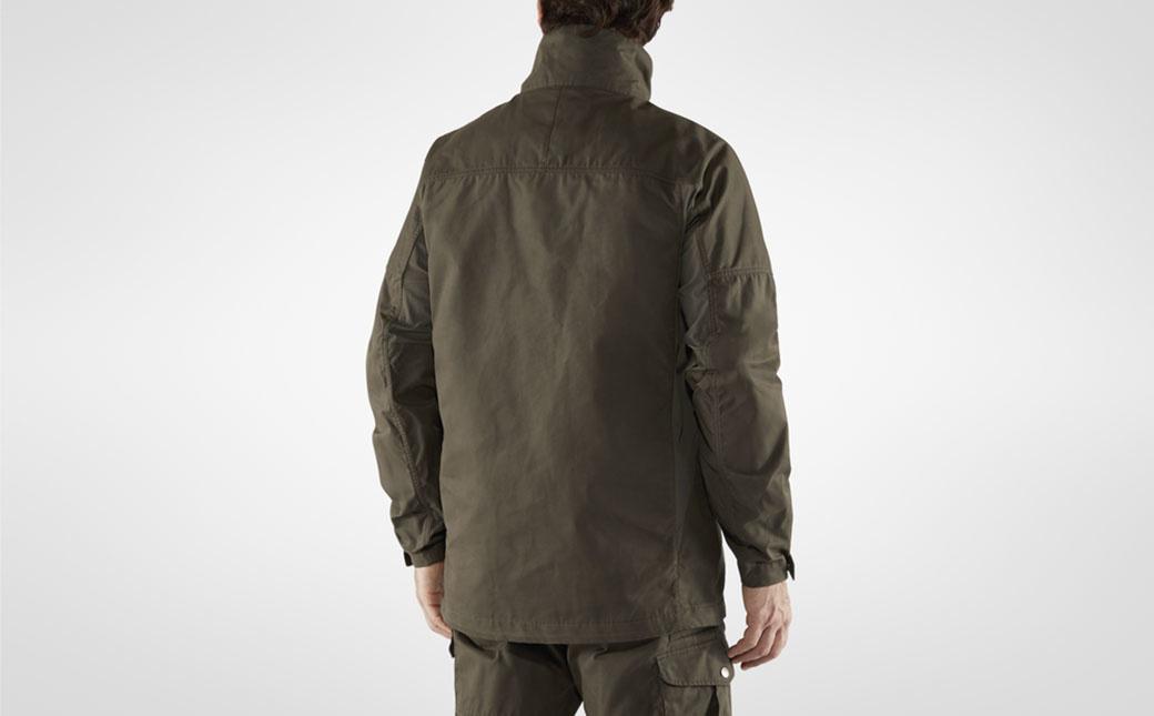 Fjällräven Forest Hybrid Jacket M Dark Olive-4