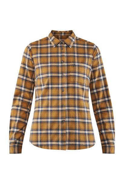 Fjällräven Övik Flannel Shirt W Acorn