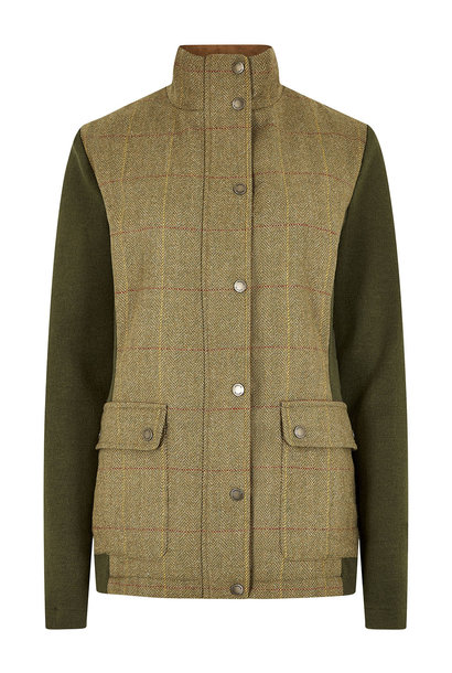 Dubarry Elmwood Tweed Jas - Elm
