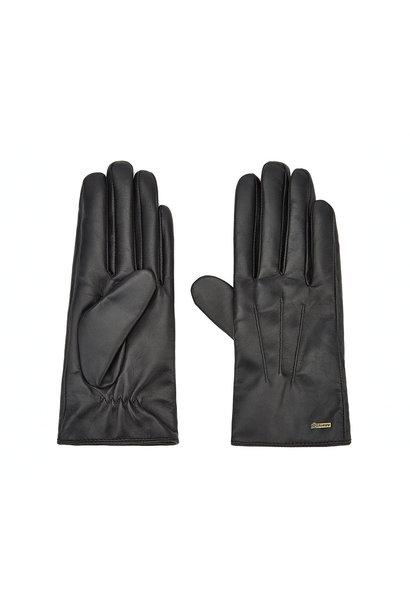 Dubarry Sheehan Leren Dames Handschoenen - Black