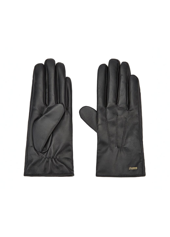 Dubarry Sheehan Leren Dames Handschoenen - Black-1