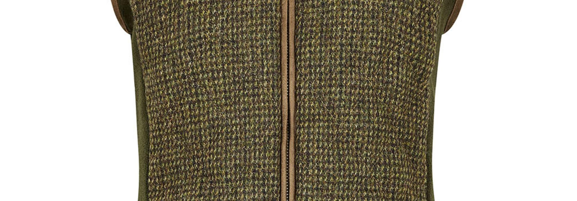 Dubarry Juniper Tweed Bodywarmer - Heath