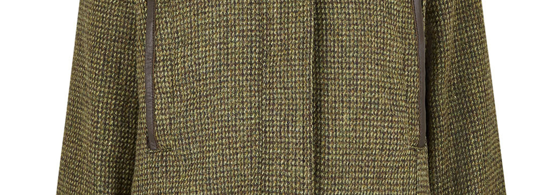 Dubarry Ballynahinch Tweed GORE-TEX Jas - Heat