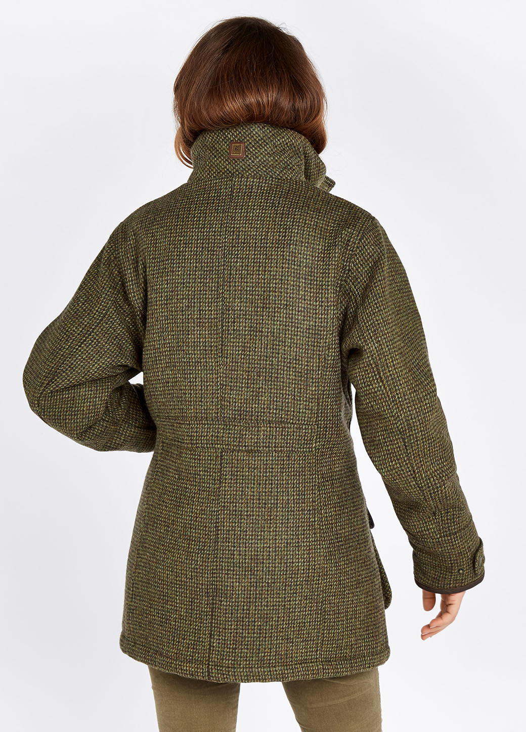 Dubarry Ballynahinch Tweed GORE-TEX Jas - Heat-3