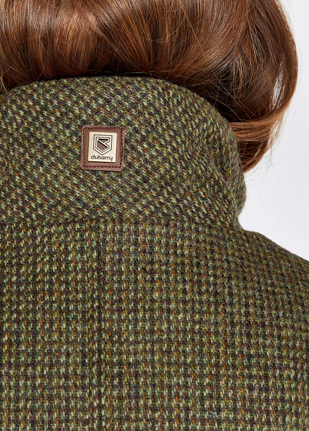 Dubarry Ballynahinch Tweed GORE-TEX Jas - Heat-6