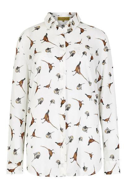 Dubarry Briarrose blouse - Cream Multi