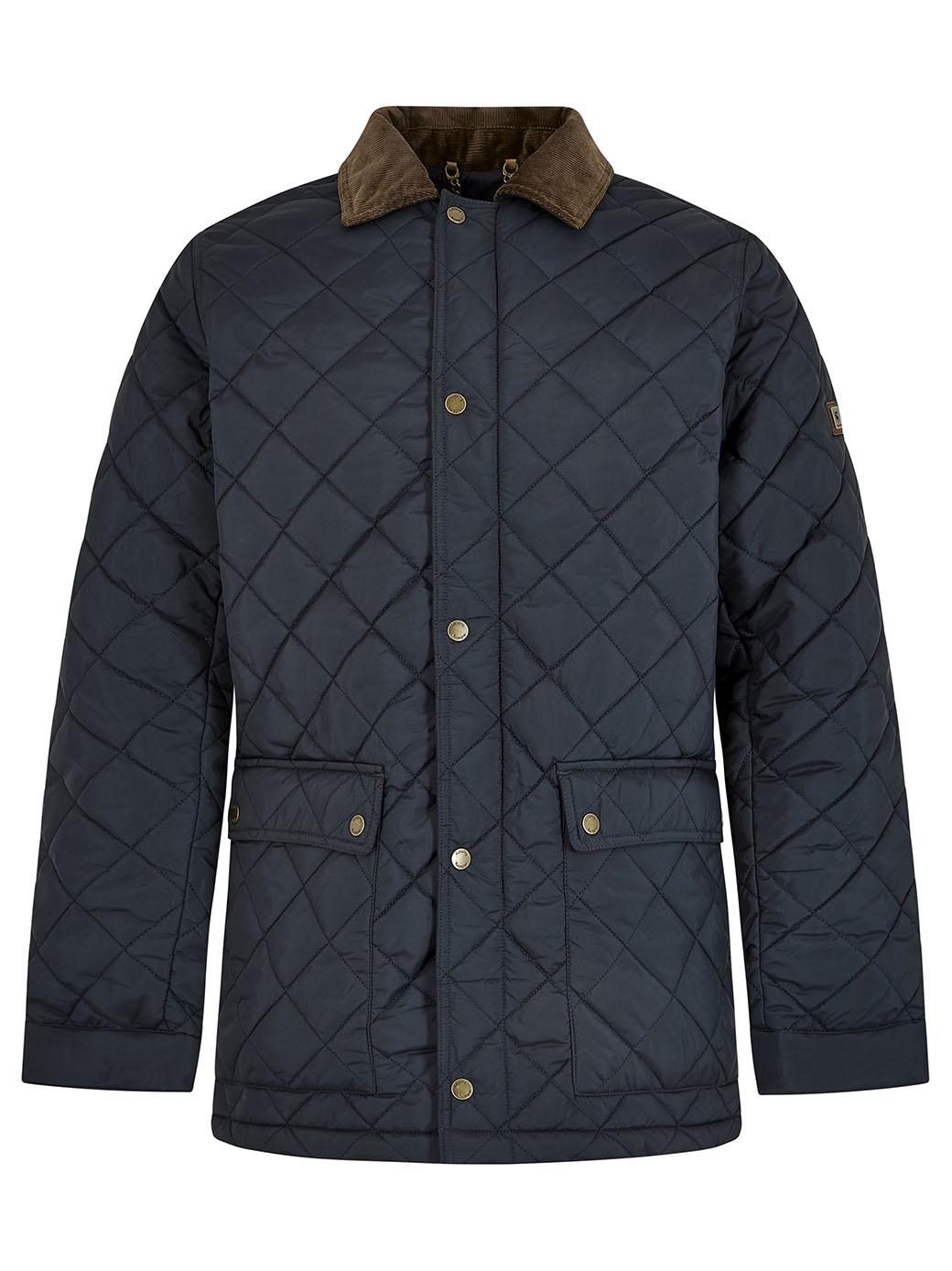 Dubarry Adare Primaloft® jas - Navy-1