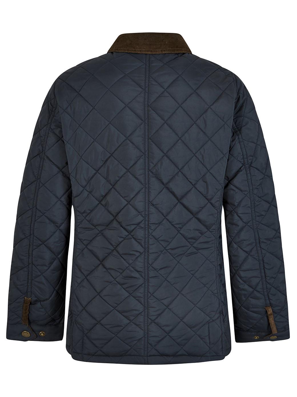 Dubarry Adare Primaloft® jas - Navy-5