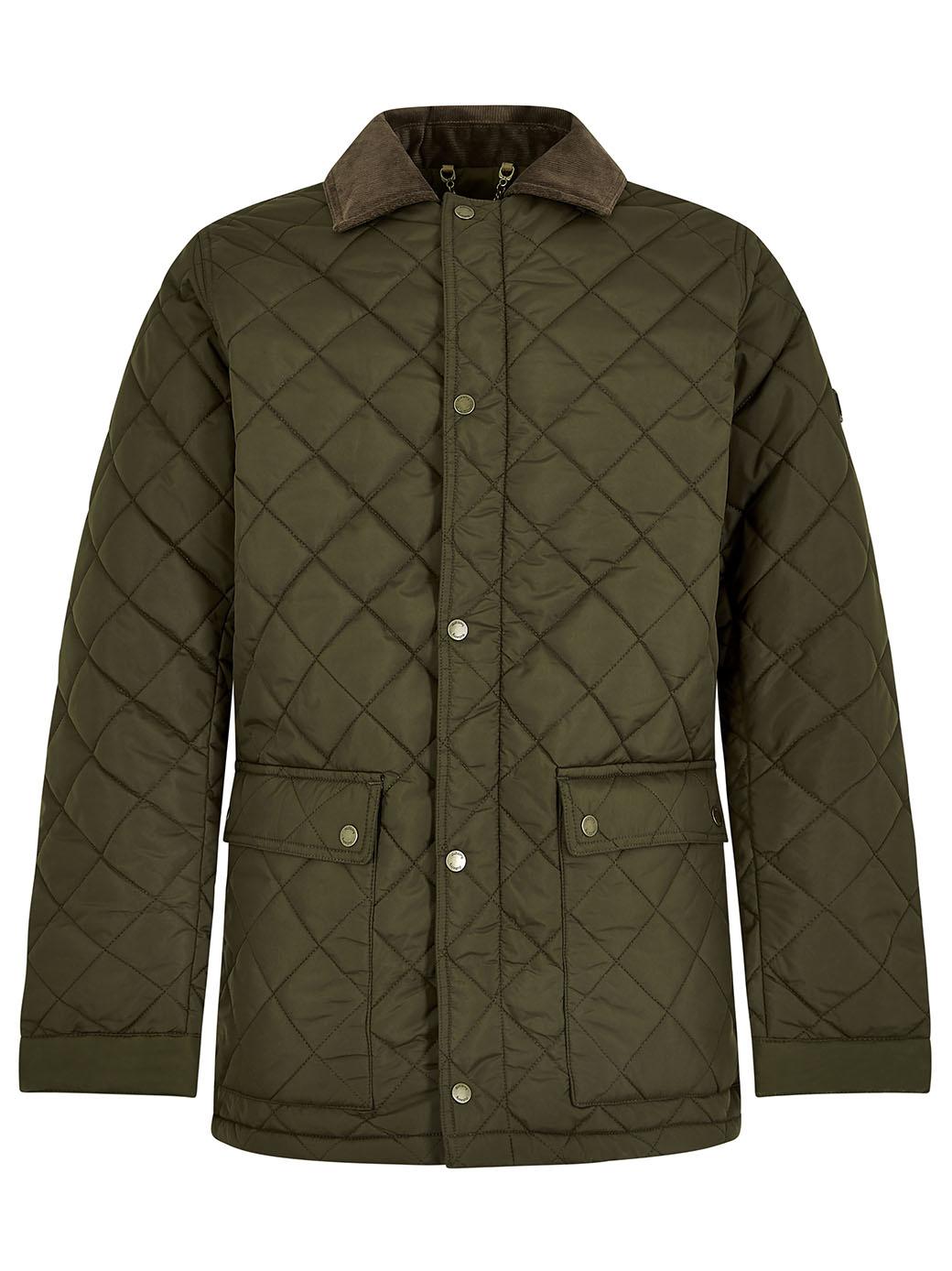 Dubarry Adare Primaloft® jas - Olive-1